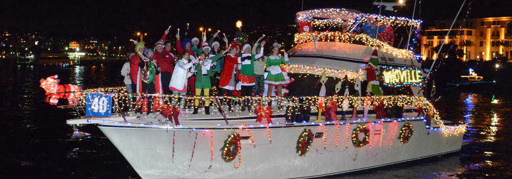 Participant Info - San Diego Bay Parade of Lights