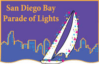 San Diego Bay Parade of Lights Logo